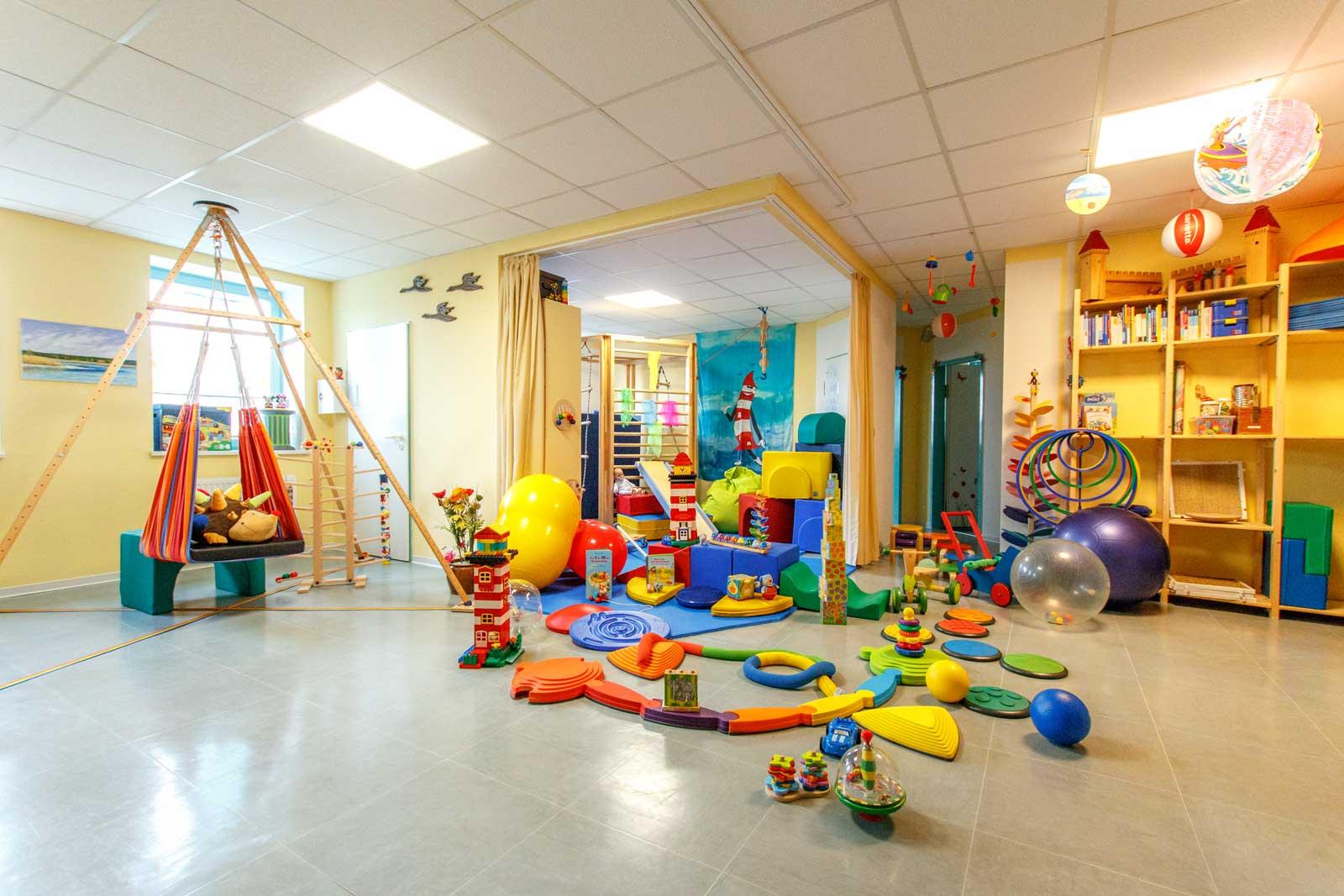 Kinderphysiotherapie für die Insel Rügen